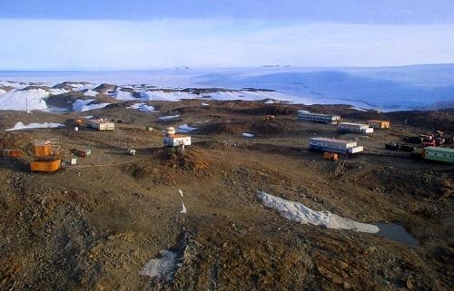Строительство российских станций ГЛОНАСС в Антарктиде