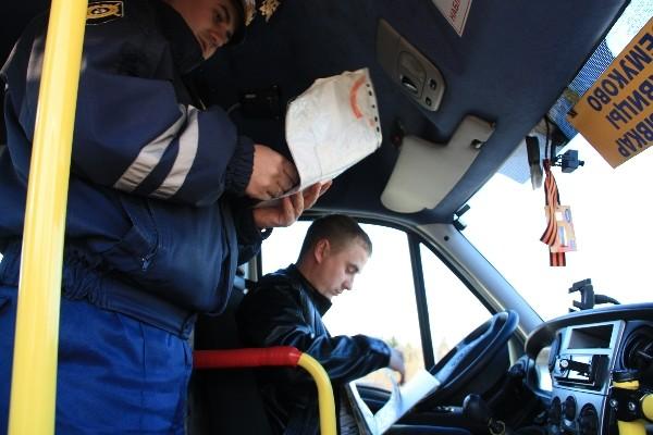 ГИБДД Москвы за два месяца выявило 4 тысячи грузовиков и автобусов без тахографов