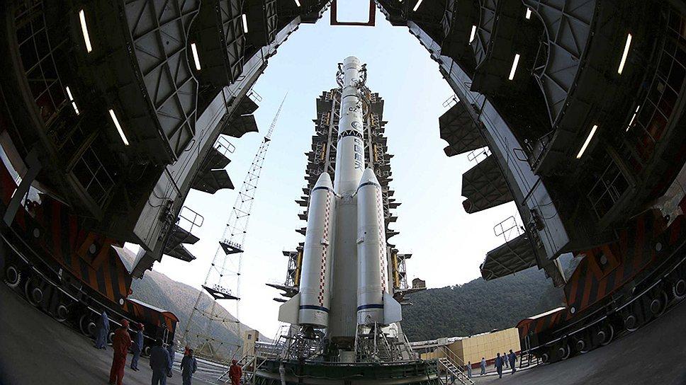 Россия и Китай покорят Луну и Марс