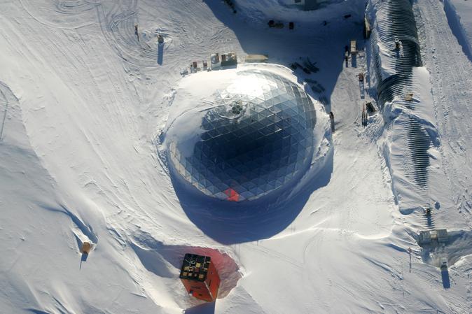 Измерительные станции ГЛОНАСС будут размещены русскими учёными на Южном полюсе к 2020 году