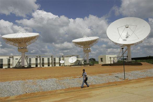 Россия разместит в Никарагуа станцию слежения