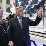 Планы ГЛОНАСС озвучили на конференции «Транспорт России»
