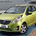 Обновленный Matiz получит «автомат», подушки безопасности и систему «Эра ГЛОНАСС»