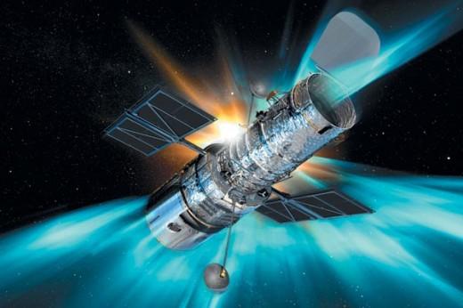 Представителям французской промышленности представлены новейшие космические технологии России