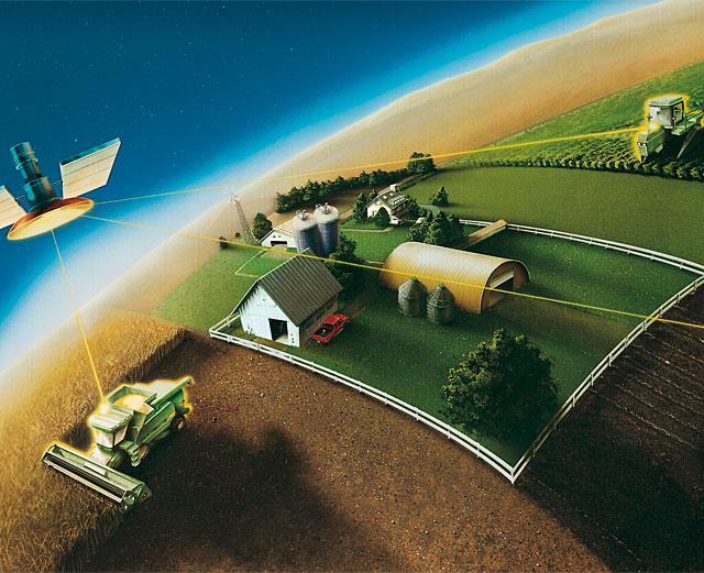 Российские высокоточные технологии ГЛОНАСС для формирования навигационной инфраструктуры беспилотного транспорта