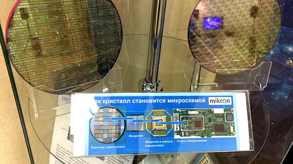 «Микрон» создал замену импортной электроники для спутников ГЛОНАСС