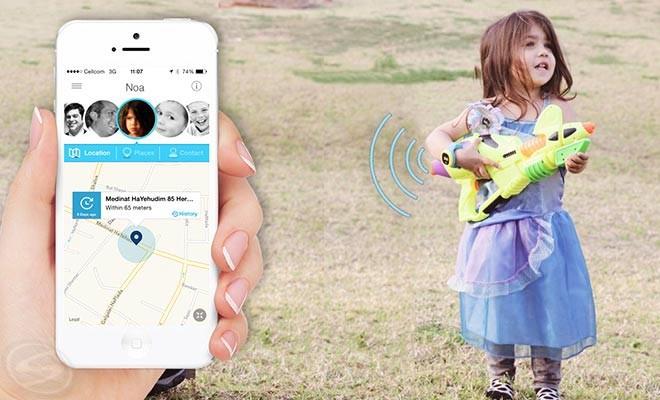 """Сервисы для родительского контроля и розыска пропавших могут создать на базе """"ЭРА-ГЛОНАСС"""""""
