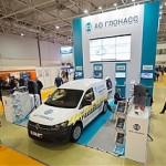 АО «ГЛОНАСС» и партнеры приняли участие в 9-ой Международной выставке НАВИТЕХ
