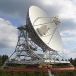 В Ленобласти смонтирован новый радиотелескоп для ГЛОНАСС