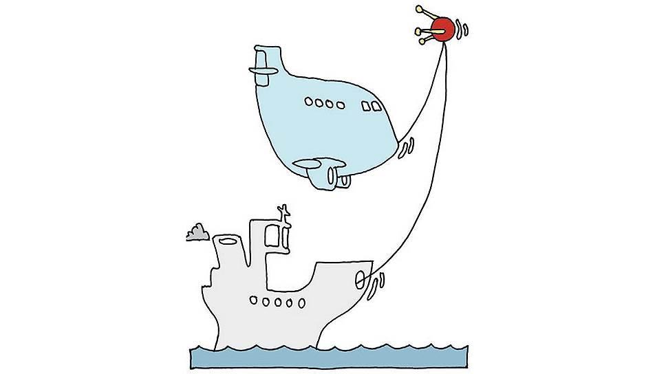 ГЛОНАСС доберется до воды и воздуха
