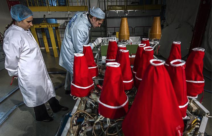 """Специалисты восстановили работу вышедшего из строя спутника """"Глонасс-М"""""""