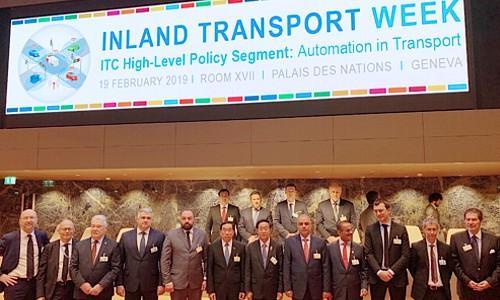 UNECE: на повестке дня – унификация технологий и законодательств для автоматического транспорта