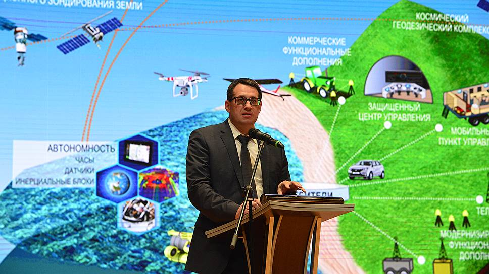«РИА Новости» сообщило об увольнении генконструктора системы ГЛОНАСС