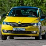 Volkswagen отзовет в России 718 Skoda Rapid из-за возможных проблем с ГЛОНАСС