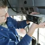При техосмотре будут проверять тахограф и регистрацию режима труда водителя