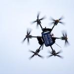 В будущем около 80% грузов будут доставляться дронами