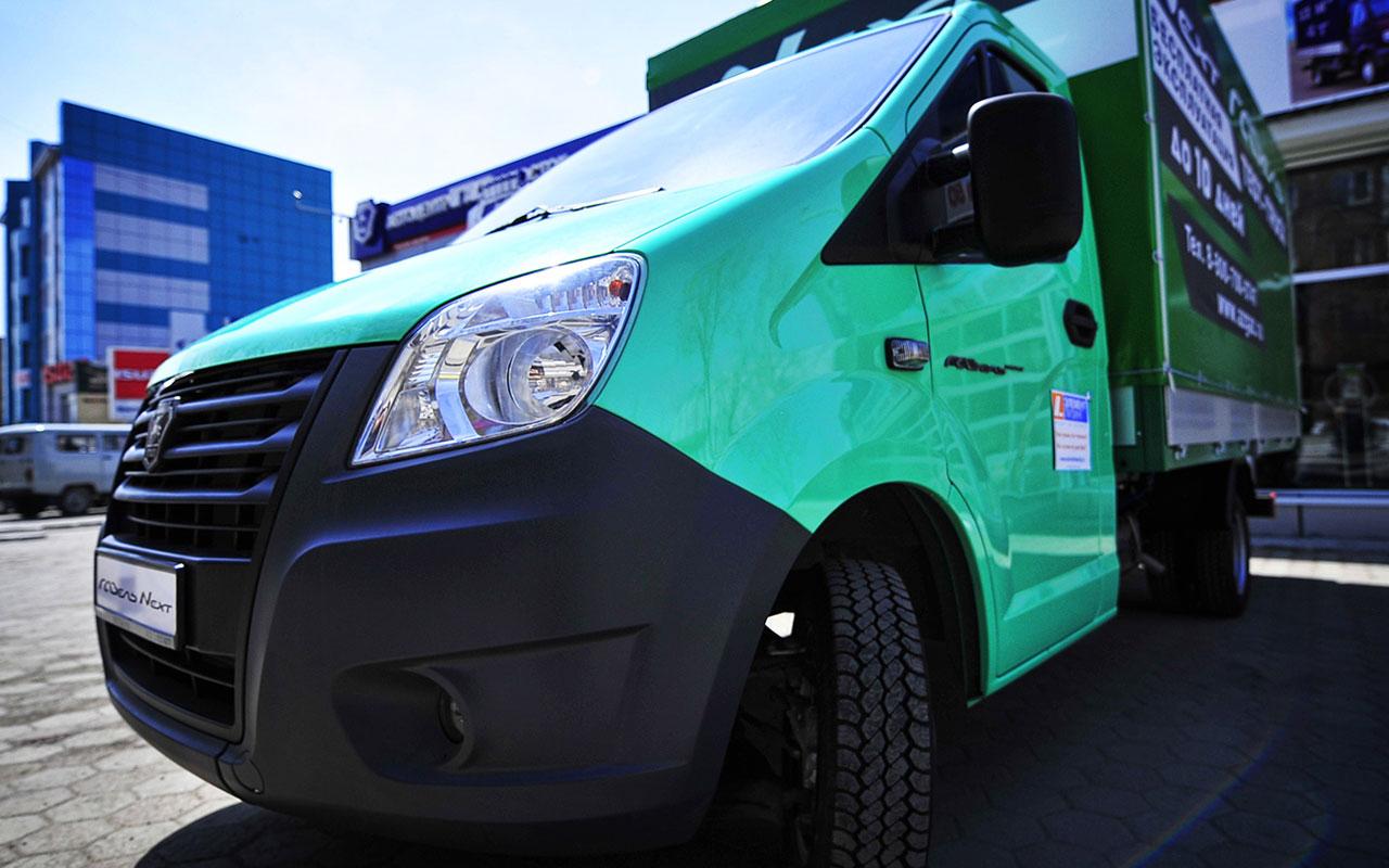 В России впервые беспилотный автомобиль доставил груз из одного города в другой