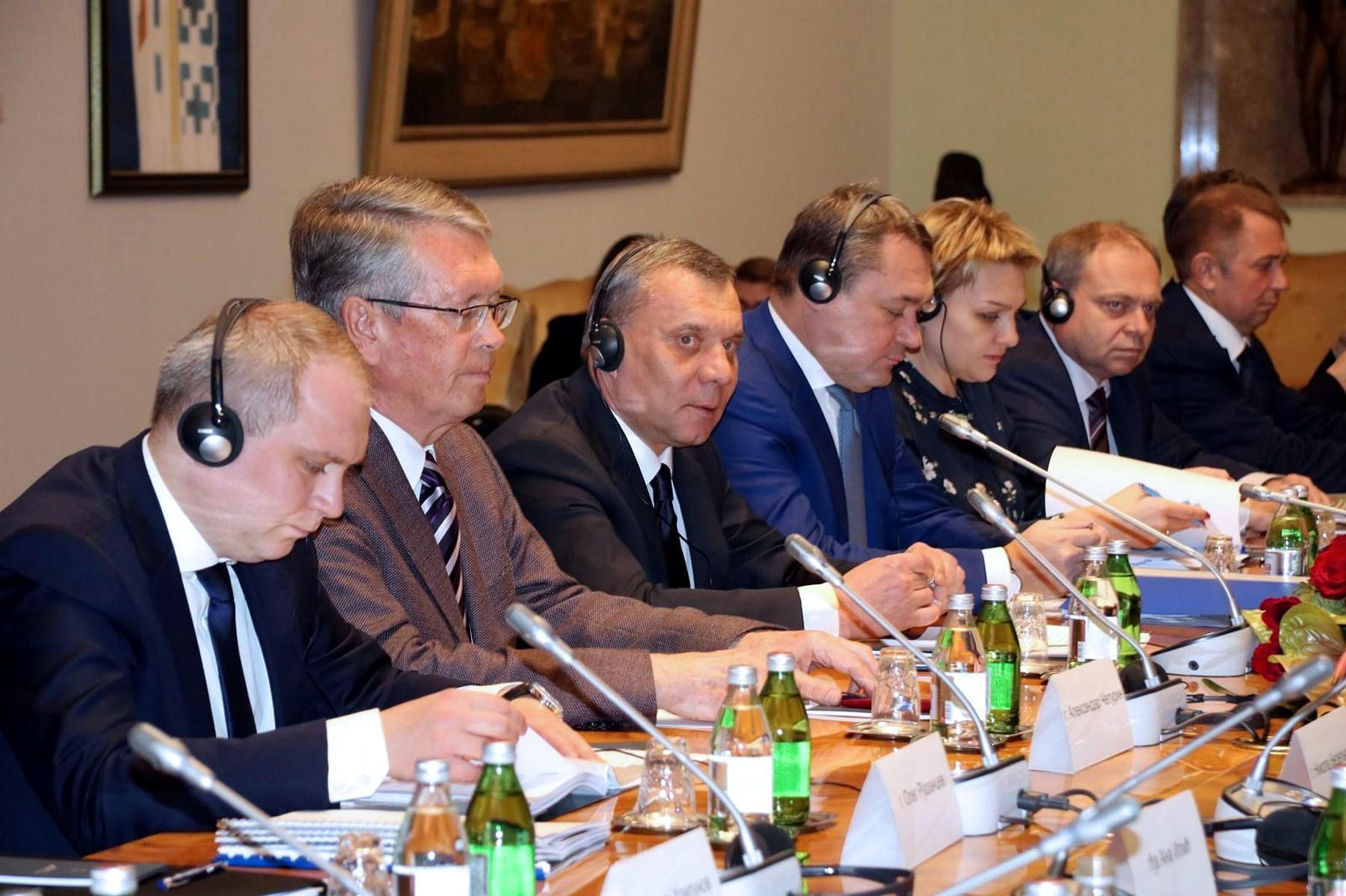 Генеральный директор АО «ГЛОНАСС» Игорь Милашевский принял участие в заседании Российско-Сербского комитета по торговле, экономическому и научно-техническому сотрудничеству