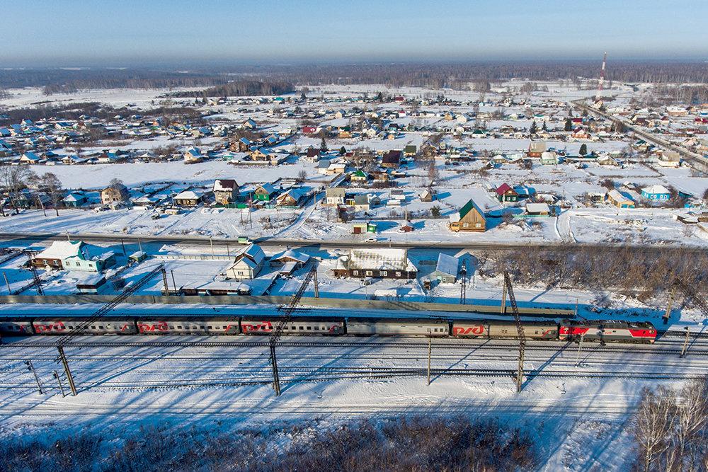 Безопасность пассажиров поездов теперь обеспечивает ГЛОНАСС