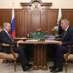 Генеральный директор «Роскосмоса» Дмитрий Рогозин информировал Президента об итогах работы корпорации в 2020 году и планах на ближайшую перспективу.