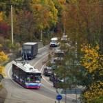 Из Симферополя в Ялту пустят экскурсионные троллейбусы