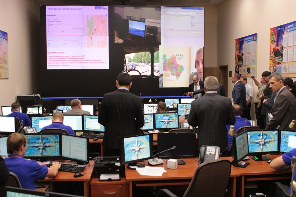 Система «ЭРА-ГЛОНАСС» впервые была задействована в масштабных учениях МЧС России на водном транспорте «Безопасная Арктика»